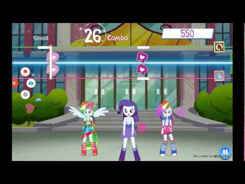 Chaos Game Review #1 My Little Pony. Gameloft. IOS. Android