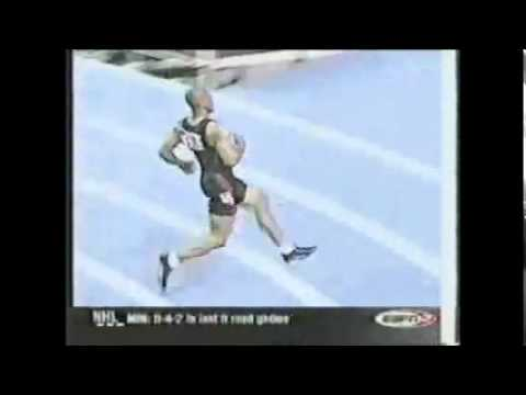 World Record - 60m Maurice Greene 6,39s