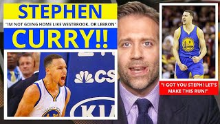 Stephen Curry(Warriors) Full Plate With L.A. Clippers? On First Take Max/Stephen [Commentary]