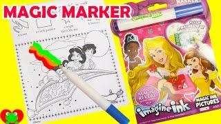 Disney Princess Imagine Ink with LOL Doll Surprises
