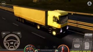 Truck Simulator : Europe 2 Cargo Container Delivery Android Gameplay #6