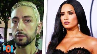 Demi Lovato's Alleged Drug Dealer SPEAKS OUT
