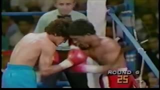 Salvador Sanchez vs Juan Laporte (Highlights)