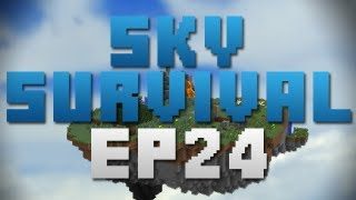 Minecraft Map Playthroughs - Sky Island Survival [Ep24] - To hell and back (again)!
