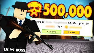 SPENDING 500K TOKENS TO BECOME A BOSS | Super Power Training Simulator (ROBLOX)
