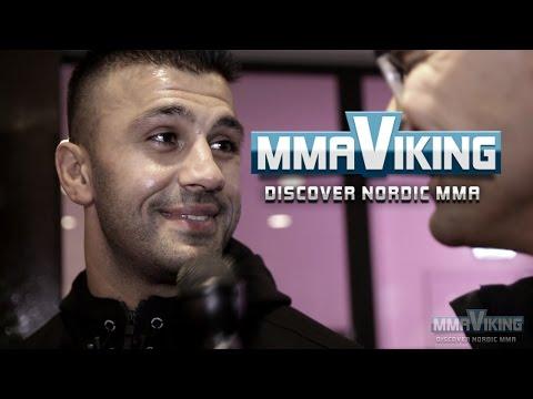 Besam Yousef Superior Challenge 11 Pre Fight Interview