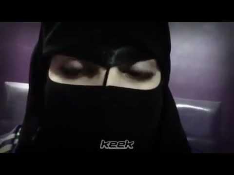 بنت سعوديه تقلد فيحان ضحك ههههه ! #كيك keek.com #keek