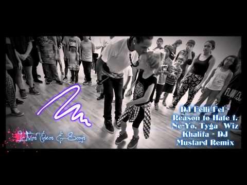 Les Twins I DJ Felli Fel - Reason to Hate(Remix)