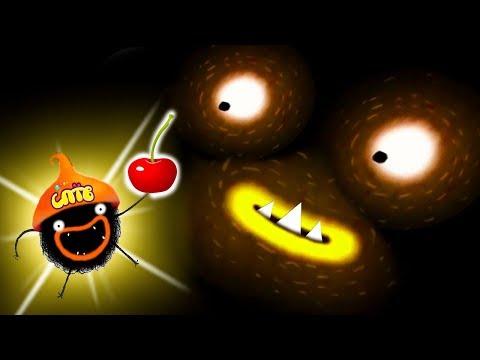 ПРИКЛЮЧЕНИЯ ЧУЧЕЛ - игровой мультик для детей #11 Летсплей мультфильм 2018! Chuchel - Черный шарик