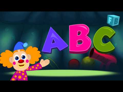 Abcd Rhymes For Children | Songs | Alphabet Nursery Animation | Creative Learning For Kids video