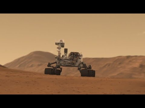 Mars rover Curiosity turns 5