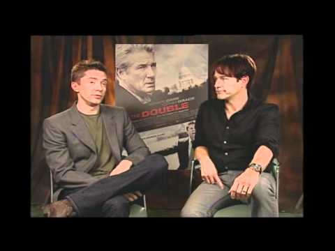 Stephen Moyer and Topher Grace The Double Interview
