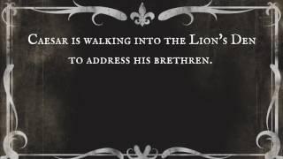 Lion's Den - A Silent Short on Modern Day Julius Caesar