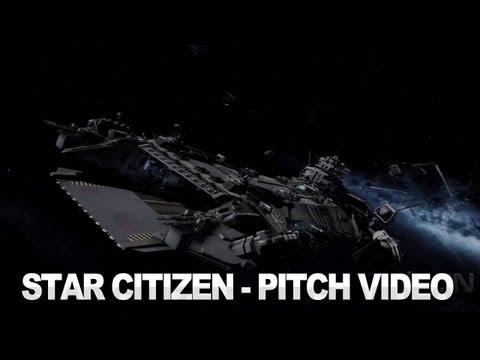 Star Citizen - Chris Roberts Pitch Video