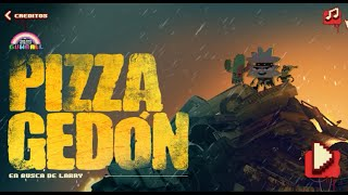 PIZZAGEDON -En busca de LARRY- Gameplay en Español (HD)