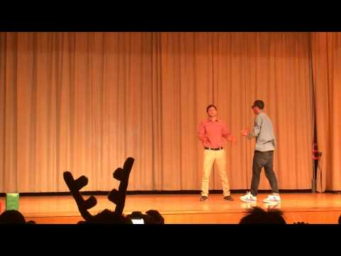 Emma Lazarus High School's Christmas Show