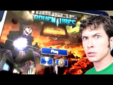 Tobuscus Adventures Wizard Game Update video