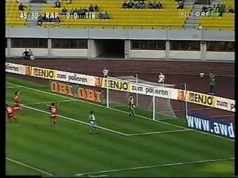 ÖFB-Cup Rapid Wien - FC Tirol 2000/2001
