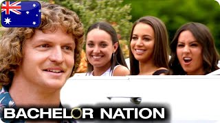 Three Intruders Arrive To Shake Things Up!   The Bachelor Australia
