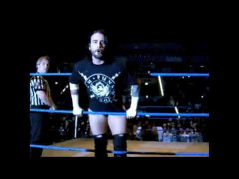 CM Punk Challenges a Fan to a Fight - WWE International House Show Music Videos
