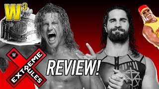 WWE Extreme Rules 2018 Review + Hulk Hogan Reinstated! | Wrestling With Wregret