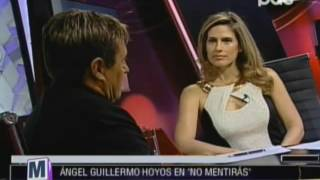 [VIDEO EN NO MENTIRÁS]Angel Guillermo Hoyos se confiesa en NM @ NO MENTIRÁS