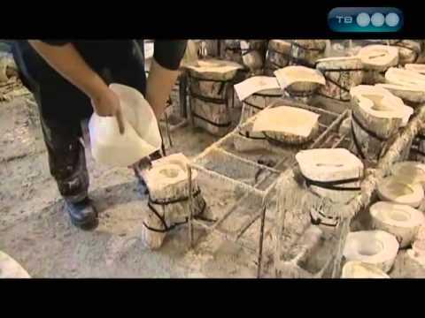 Изготовление из мраморной крошки своими руками