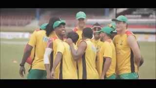 Guyana Amazon Warriors theme song video !!!