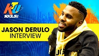 Jason Derulo Reveals Why Nicki Minaj Is So Great To Work With