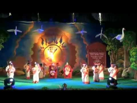 West Bengal Folk Dance video