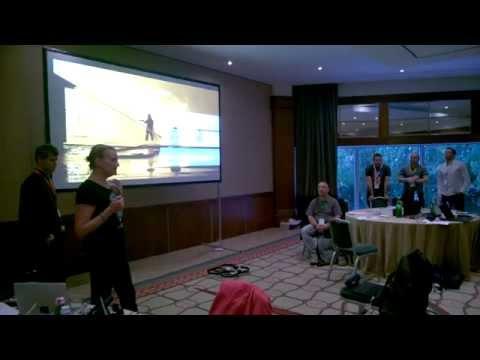 Microsoft DX Rally 2014: Hackathon (FireFly)