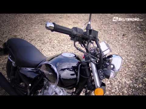 Prezentacja Romet Soft Chopper 125   Wyprawa do Romet Motors   Blog Skuterowo.com