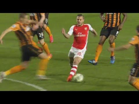 Jack Wilshere Comeback vs Hull City - 04/05/15