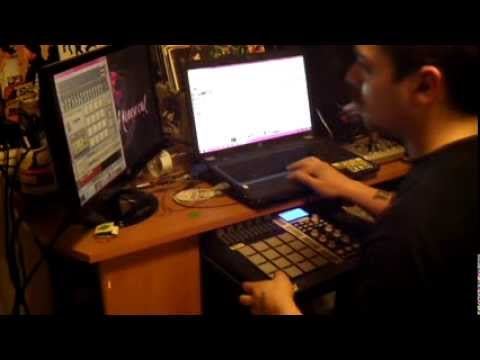 Beat With Me Ep. 2 - A beatmaking show *free beat download* Feat. Ray Murda