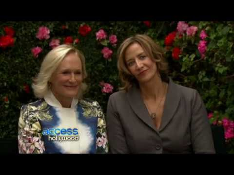 Glenn Close and Janet McTeer On Their 'Albert Nobbs' Oscar Nominations