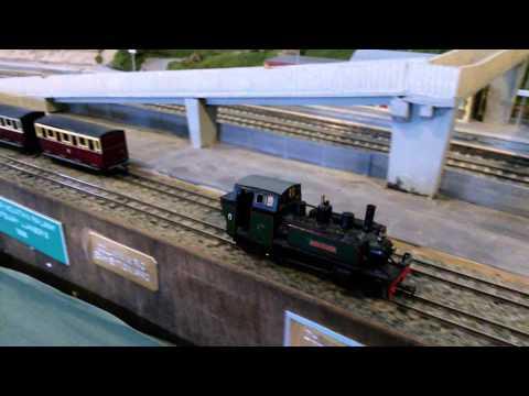 Llanberis Model Railway Exhibition 02/03/14