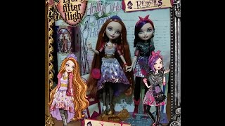 Ever After High Holly & Poppy O