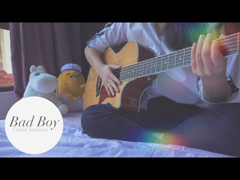 Red Velvet(레드벨벳)- Bad Boy, Guitar Cover
