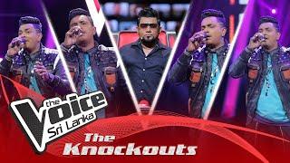 Achinthya Sahan | Sansara Sihine  The Knockouts | The Voice Sri Lanka