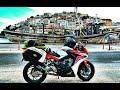 CBR 650F ile Kız Başıma Avrupa Turu - Kavala Yunanistan