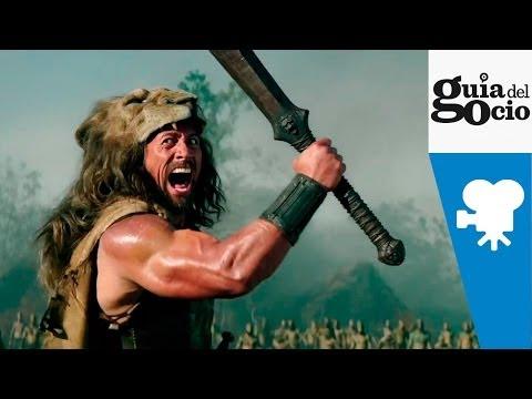 Hércules: Las Guerras de Tracia (Hercules) - Trailer 2 castellano
