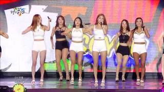 【TVPP】SISTAR – Shake It, 씨스타 - 쉐이크 잇 @DMZ Peace Concert