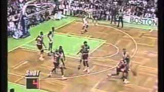 Michael Jordan Back to Human while dealing with Reggie Lewis