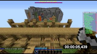 Minecraft: Dragon Escape JOURNEY - Wyzwanie dla MultiGameplayGuy!