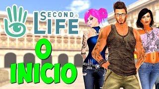 PRIMEIRA VEZ NO SECOND LIFE | Gameplay