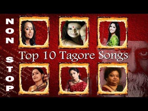 Top 10 Rabindrasangeet Back To Back | Iman, Amrita, Debangana, Kamalini, Mita & Srabani Sen video