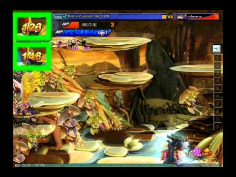 Grand Chase - As burradas da KOG - Amy