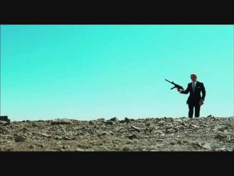 Quantum of Solace - Ashes to Ashes