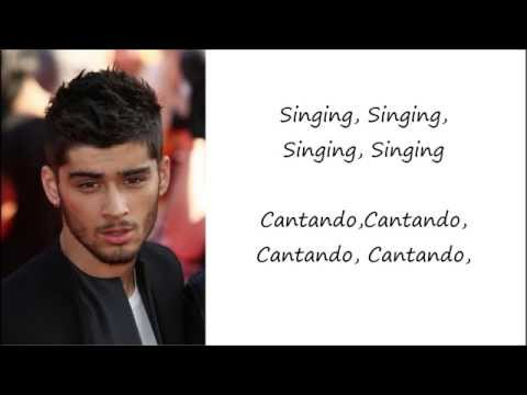 Midnight Memories - One Direction Letra En Inglés Y Español video