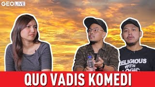 Quo Vadis Komedi? (ft. Coki Pardede dan Tretan Muslim)